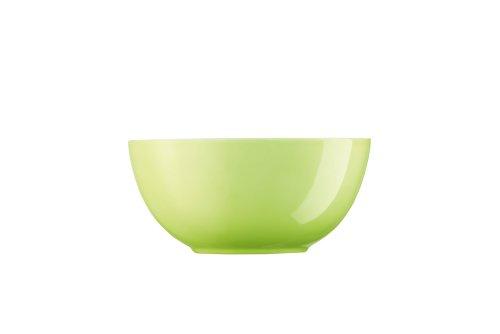 Runde Schüssel-form (Arzberg 9700-06545-0621-1 Form Tric Schüssel rund 21 cm, grün)