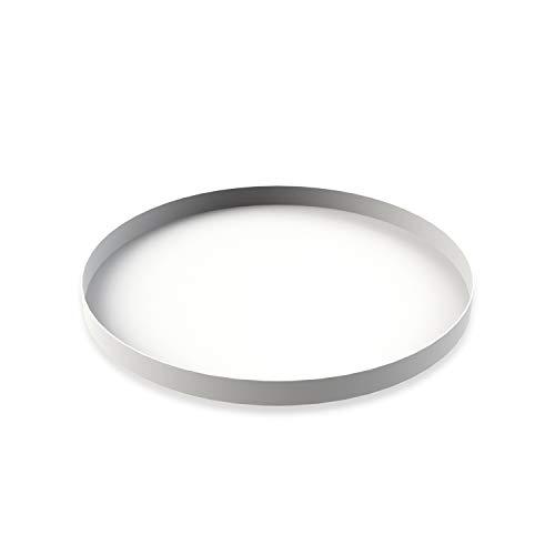 Cooee Design Tray 40x2cm White Design Tray
