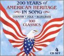 200 Years of American Heritage by Great American String Band (2000-08-30) American Heritage 8