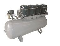Compresseur silencieux Sonair 100 litres 230v