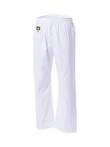 KWON® Baumwollhose 2020 Kick Pants Karate HoseWeiß 8oz
