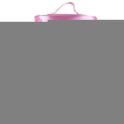 Mädchen Tanztasche Ballerina Tutu Rosa Kleid Tanz Tasche Ballett Tasche Princess Dance Rucksack Gesteppte Tanz Ballett bestickte Tote Handtasche für Ballettschuhe Lace Skirt(Pink) -