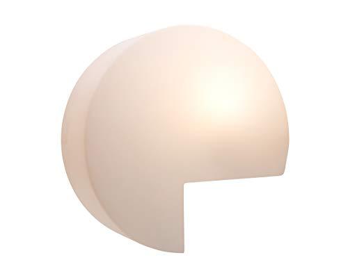 8Seasons Design, Shining Steps 40 cm LED RVB Lampe d'extérieur LED à économie d'énergie Lampe à économie d'énergie blanc