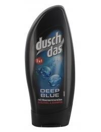 Duschdas 2in1 Deep Blue Duschgel & Shampoo 250 ml