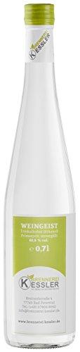 0,7 Liter Primasprit Weingeist Trinkalkohol Ethanol 69,9%vol.