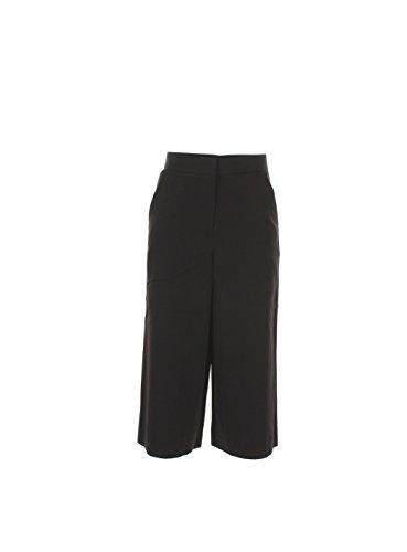 Pantalone Donna Ichi 34 Nero 20101806/jackie Pa Autunno Inverno 2016/17