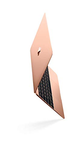 Apple MacBook (12-inch, 1.2GHz Dual-core Intel Core m3, 8GB RAM, 256GB SSD) - Gold Macbooks at amazon