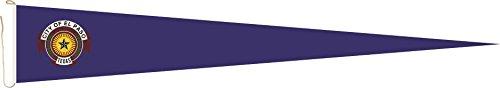 Haute Qualité pour U24 Long Fanion EL PASO Drapeau 250 x 40 cm