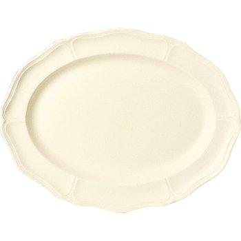 Wedgwood Queens Plain Oval Dish 34cm (Oval Dish Wedgwood)