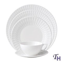 jasper-conran-china-diamond-embossed-5-pc-place-settings