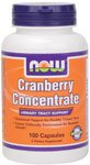 Now Foods, Cranberry Concentrate, 100 Ca...