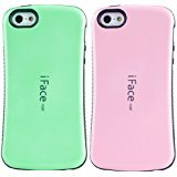 huaxia-datacom-pack-of-2-ultra-shock-absorbing-iface-case-cover-for-apple-iphone-5-5g-pink-and-light