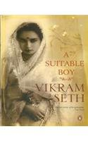 Book cover for A Suitable Boy