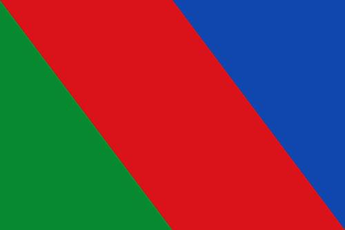 magFlags Bandera XL Aspariegos Spain | bandera paisaje | 2.16m² | 120x180cm