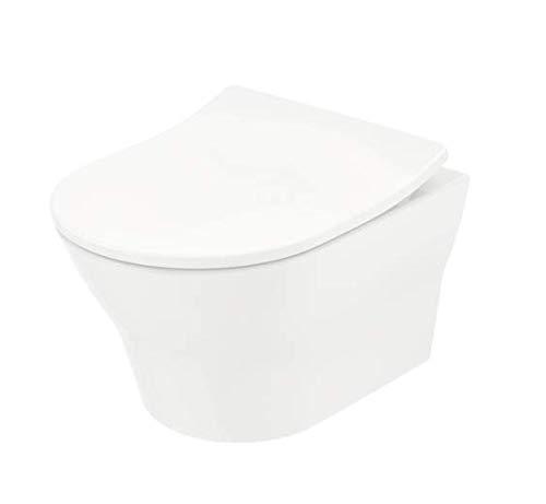 TOTO WC MH suspendu, Cuvette + abattant amovible avec frein de chute et charnière en inox