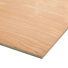 Hardwood Plywood 5.5mm x 8x4ft