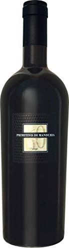 Cantine San Marzano Sessantanni 60 anni Primitivo di Manduria 2015 (1 x 0.75 l)