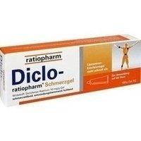 Diclo-ratiopharm Schmerzgel, 100
