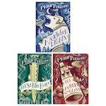 Philip Pullman His dark materials Trilogy 3 books Set Pack RRP 21.97 ( The Go...