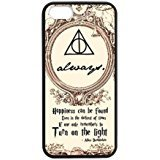 Personalized Protective Hard schwarz Phone Handy Hülle für iPhone 7 - Harry Potter -i7A651