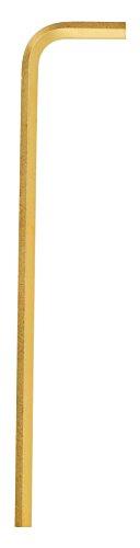 Preisvergleich Produktbild Bondhus 28103 1 / 40, 6 cm Hex Spitze Schlüssel Innensechskantschlüssel mit GoldGuard Finish (50 Stück),  7, 6 cm