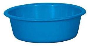 ALUMINIUM ET PLASTIQ Cuvette Ronde d28x10cm 4l Bleu