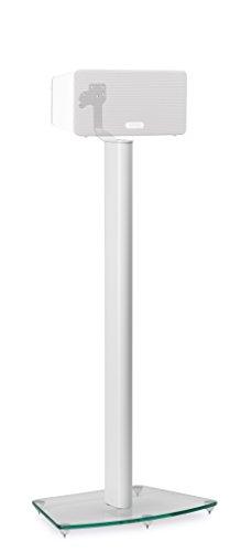 Alphason Play : 3 écrans plats pour Sonos (Blanc) en verre avec support