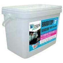 Zapifarm Broditop Sensitive Fluorescente Pasta 3kg- brodifacoum 29ppm