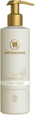 Urtekram–Morning Haze Klimaanlage–mit natürlichen Vitaminen und Proteinen–empfohlen für trockenes Haar–Enthält Hyaluronsäure–Pflegt & spendet Feuchtigkeit–revitalisiert das Haar–245ml