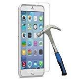 Super Strong Displayschutzfolie 2.5D 8-9H für Apple iPhone 5 / 5S, mit Sicherheitsglas