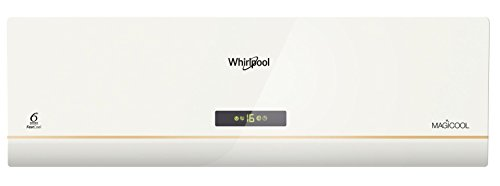 Whirlpool 1 Ton 5 Star (2017) Split AC (Magicool DLX, White)
