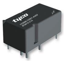 RELAY, AUTOMOTIVE, DPDT, 12VDC, 30A V23086C2001A403 By TE CONNECTIVITY / AMP -