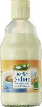 dennree Bio Kaffeesahne (6 x 395 gr)