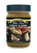 Calorie Free Pasta Sauce 340g Garlic & Herb