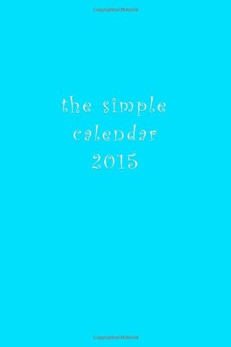 the-simple-calendar-2015-weekly-pocket-planner-cover-aqua-fresh