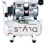 STARQ ISO Certified Copper Mini Portable Oil Free 18 Litre 0.55KW 550 watts/0.75HP Super Silent Air Compressor (Multicolour, ST_COM_550_18L)