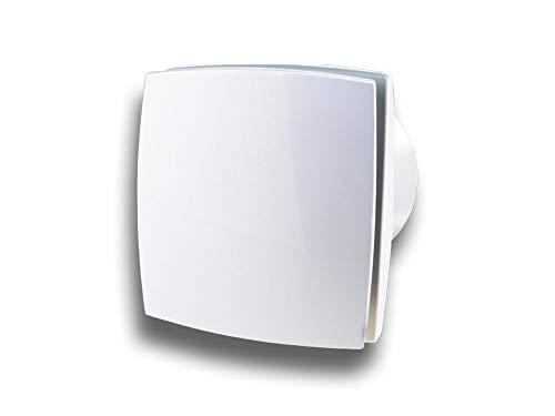 Wandventilator Abluftventilator Badezimmerlüfter Badlüfter Wandlüfter KLD pro System Ø 125, Funktion Standard