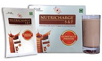 Nutricharge Slim And Fit, Nutritional Shake Mix, 0.6 Kg Delicious