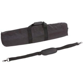 easyshop 70cm Kamera-Stativ-Beutel mit Schulter-Gürtel Schwarz