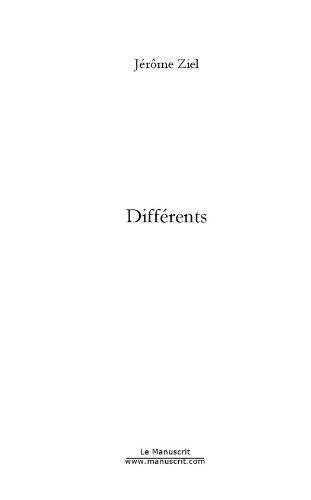 Différents (MT.ROMAN) (Ziel Com-shop)