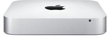 Apple MGEN2HN/A Mac Mini  Core i5/8  GB/1TB/macOS High Sierra/Integrated Graphics , Silver Mini PCs
