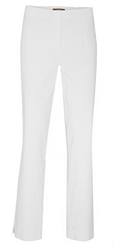 Stehmann INA 740 the Orginal Stretchhose Depart-on Hose - Neue Collection (44, weiß)