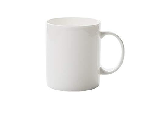 Keramik Tasse Büro Frühstück Mikrowelle Milch Haferflocken Haushalt Tasse (Color : 400ml) - Tasse Mikrowelle Milch
