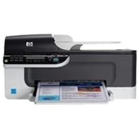 HP Officejet Impresora multifuncional HP Officejet J4580 - Impresora multifunción (De inyección de tinta, fax, Escanear, Copiar, Escanear, Copiar, fax, Imprimir, 9 ppm, 6.5 ppm, 28 ppm)