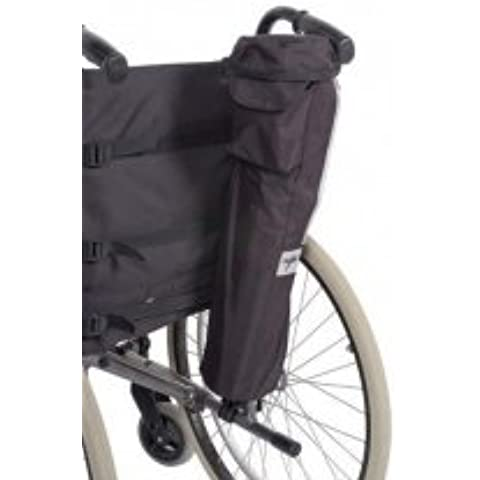 Ability Superstore - Funda de bombona de oxígeno para silla de ruedas