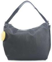 Mandarina Duck - Mellow Leather Tracolla, Shoppers y bolsos de hombro Mujer, Schwarz (Nero), 9x30x36 cm (B x H T)