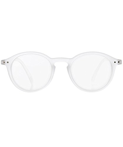 LetmeSee #D White Crystal Soft +1.00 15x4,5x2
