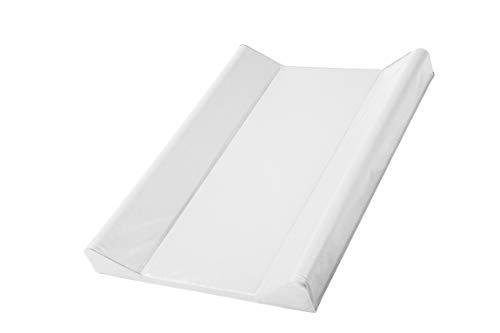 Rotho Babydesign Keil-Wickelauflage, Ab 0 Monate, 70x50x10cm, Weiß, 200990001