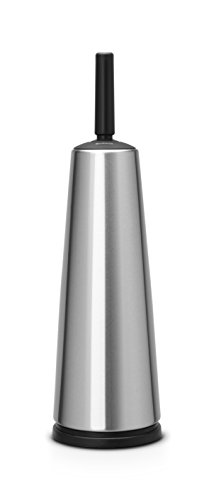 Brabantia Matt Steel (Toilettenbürstengarnitur Classic / Matt Steel)