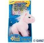 Webkinz Music Starz Pink Pony + CD Volume 1 by Webkinz